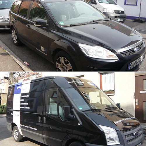 Ford Focus & Ford Transit