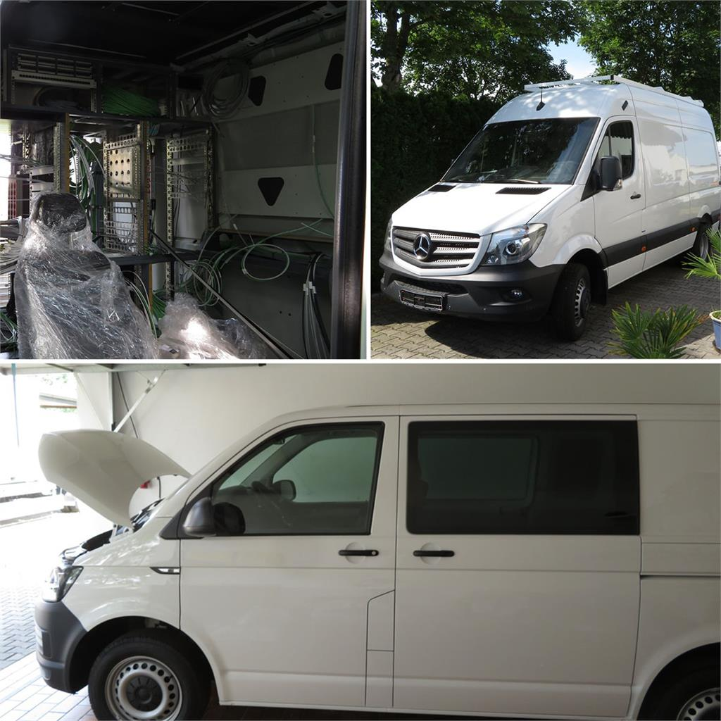 Mercedes Sprinter & VW T6