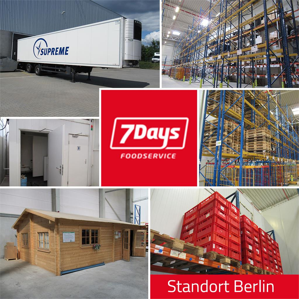 7Days Food Service GmbH - Standort Berlin