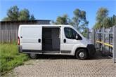 Transporter Citroen Jumper