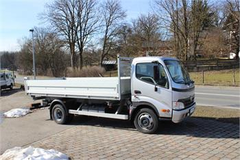 Toyota Dyna 200 4.0D-4D Single-Cab 3-Seiten Kipper 4.400x2.140