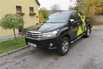 Pick-up Toyota Hilux Invincible