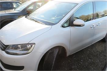 PKW VW Sharan 2,0 TDI Bluemotion