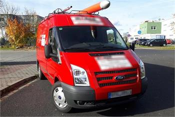 Transporter Ford Transit 'Torneo 100 T 350 Trend