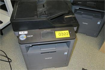 Laserdrucker Brother DCP-L5500DN