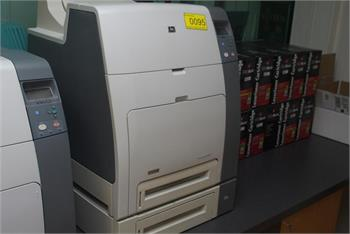 Farblaserdrucker HP Color LaserJet CP4005N