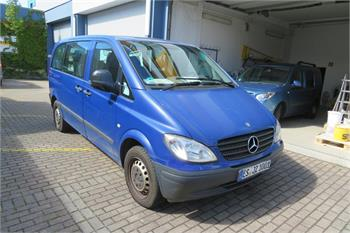 Transporter Mercedes Benz Vito 111