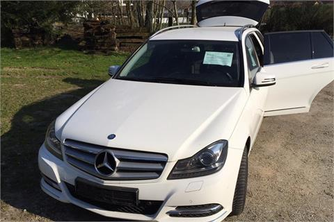 Mercedes-Benz C 250 CDI 7G-TRONIC Plus Avantgarde