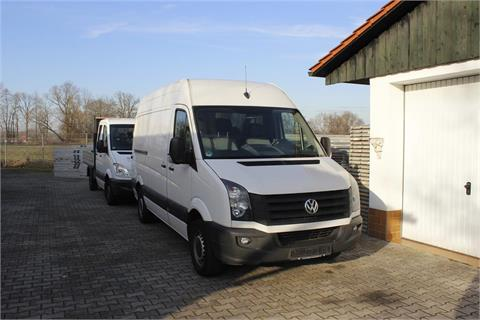 Transporter VW Crafter 35
