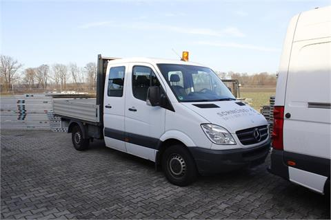 Transporter Mercedes Benz Sprinter 313 CDI