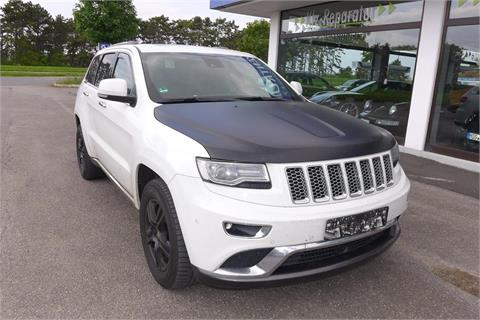 Jeep Grand Cherokee Summit Chrysler